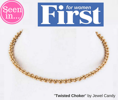 First for Women Chokers (3 Styles)