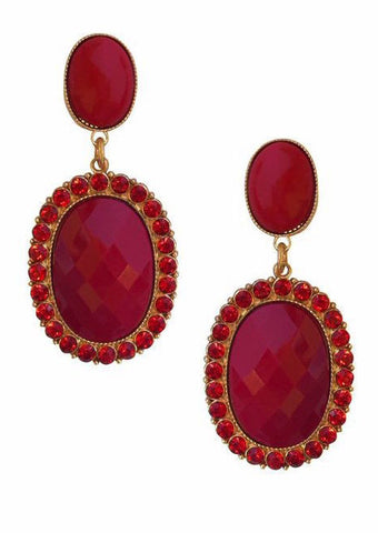 Flame Earrings - My Jewel Candy