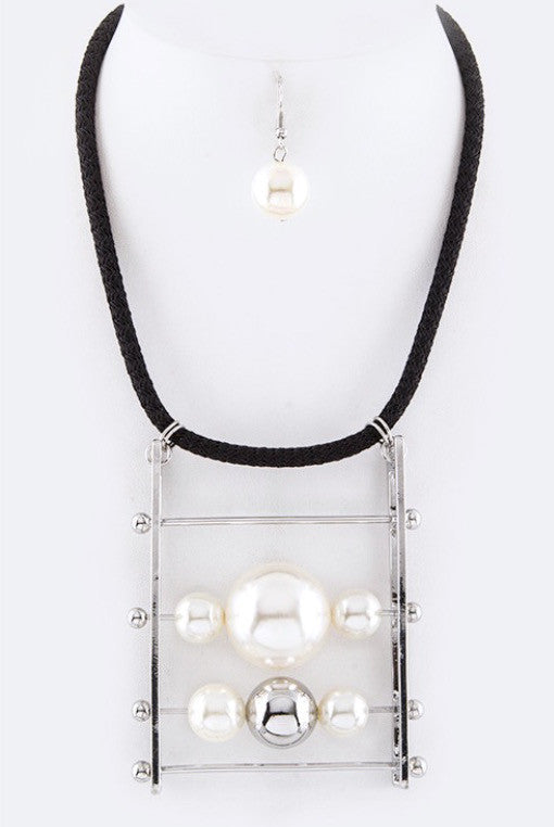 Modern Necklace - My Jewel Candy