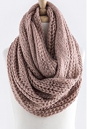 Glimmering Scarf - My Jewel Candy
