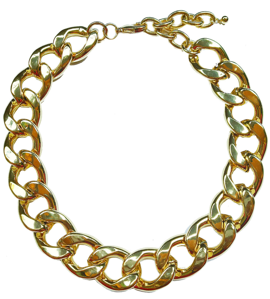Gold Chain Necklace - My Jewel Candy