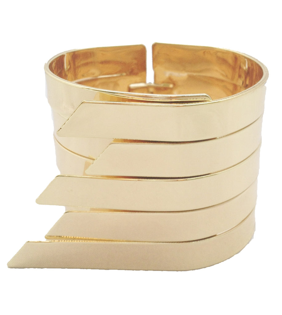 Wonder Woman Cuff Bracelet - My Jewel Candy - 1
