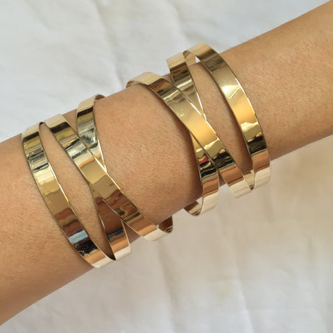 Golden Bracelet - My Jewel Candy