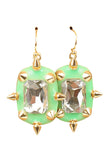 """Sugar & Spiked"" Earrings (As seen on Pretty Little Liars's Lucy Hale) - My Jewel Candy - 1"