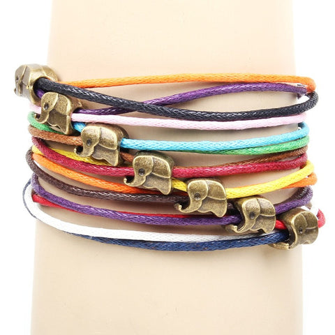 Social Saints Save The Elephants Bracelets - My Jewel Candy - 1