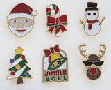 Christmas Enamel Pin Set - My Jewel Candy - 3