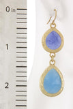 Candy Pop Earrings (Blueberry Mojito) - My Jewel Candy - 3