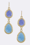 Candy Pop Earrings (Blueberry Mojito) - My Jewel Candy - 1
