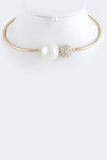 Collar Pearl Necklace - My Jewel Candy - 1