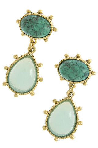 Mint Julep Earring - My Jewel Candy - 1