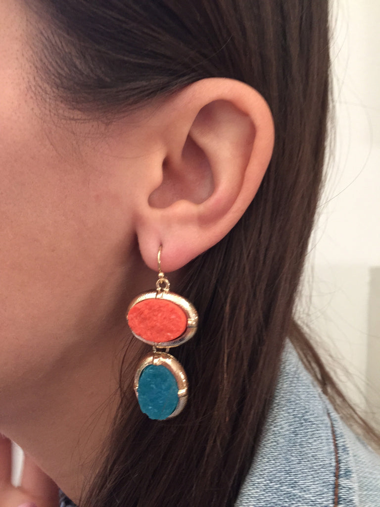 Lush Earrings - My Jewel Candy