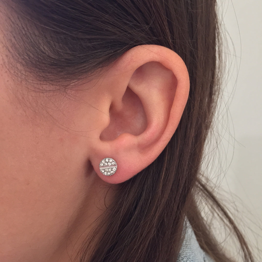 What a Stud Earrings - My Jewel Candy