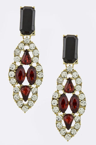 Royalty Earrings - My Jewel Candy