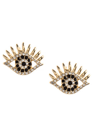 Eye Earrings - My Jewel Candy - 1