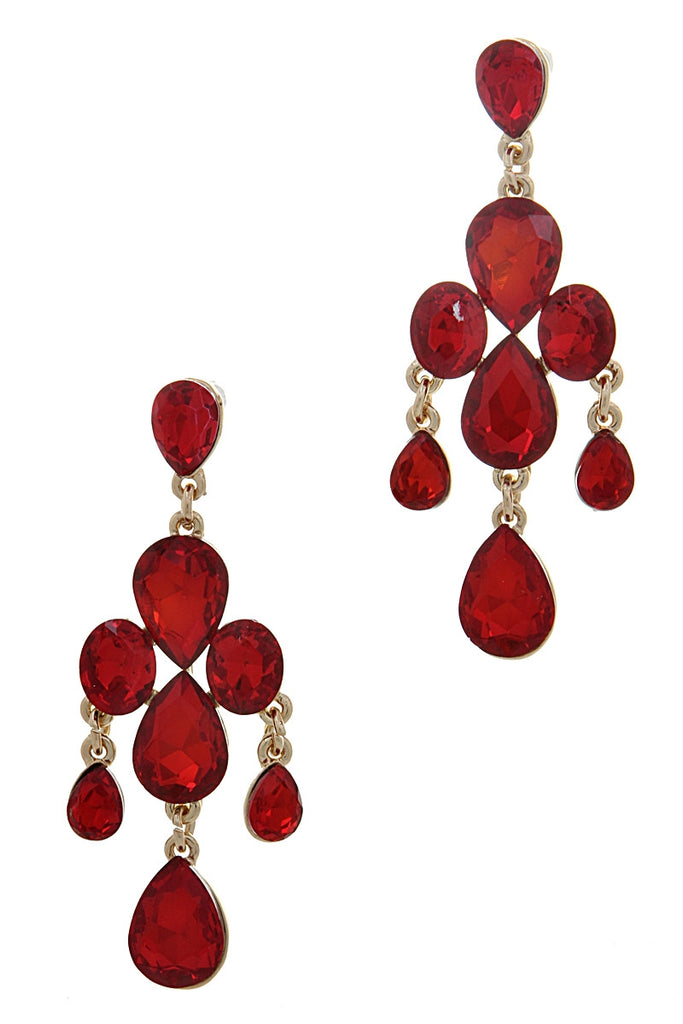 Ruby Earrings - My Jewel Candy