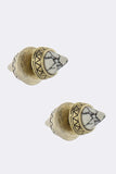 Cone Double-Sided Earrings - My Jewel Candy - 3