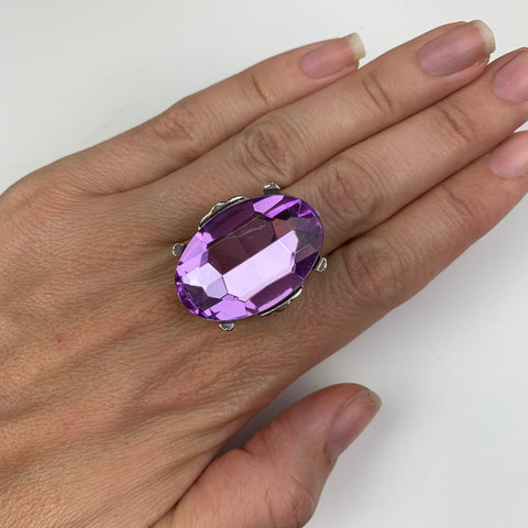 """Above the Rest"" Cocktail Ring"