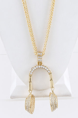 The DJ Necklace - My Jewel Candy