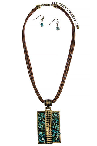 Boho Tassel Necklace - My Jewel Candy - 1