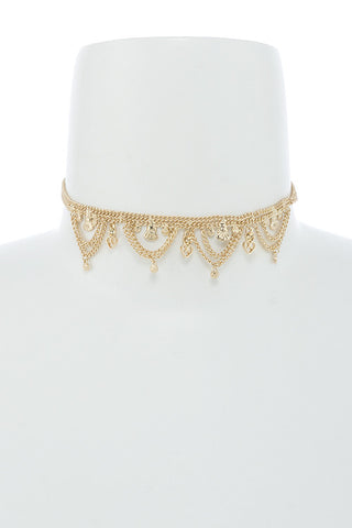 Dangle Choker - My Jewel Candy