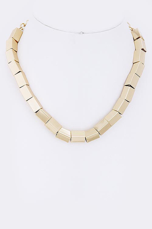 Box Chain Necklace - My Jewel Candy