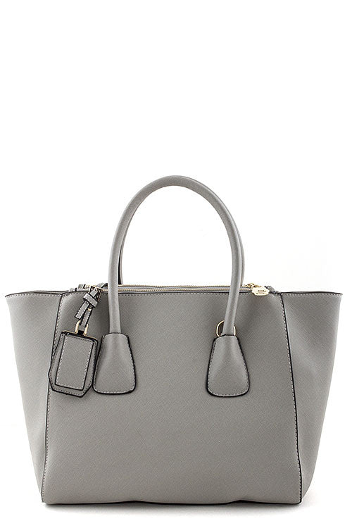 Shades of Grey Bag - My Jewel Candy - 1