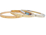 Love Bangle Bracelet (As seen in Redbook) - My Jewel Candy - 6