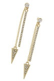 Holiday Party Earrings (As Seen in People Style Watch Magazine) - My Jewel Candy - 3