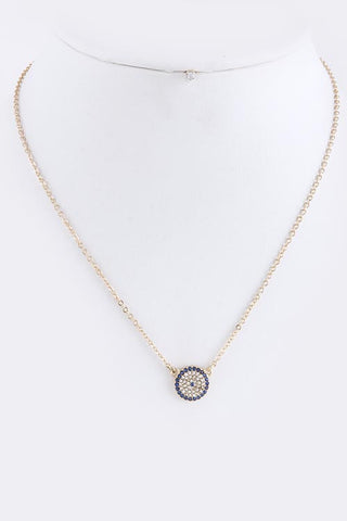 Evil Eye Necklace - My Jewel Candy - 1