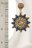 Sunburst Earrings (As seen in Woman's Day) - My Jewel Candy - 3