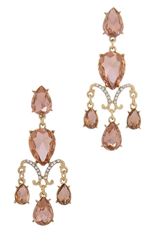 Fountainbleau Earrings - My Jewel Candy