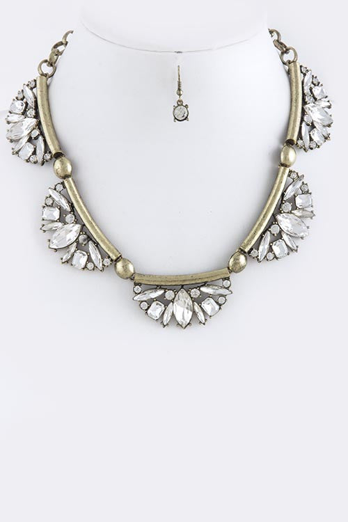 The Elizabeth Antique Necklace - My Jewel Candy