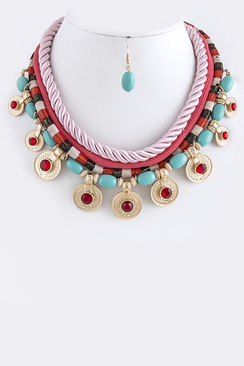 La Isla Bonita Necklace - My Jewel Candy