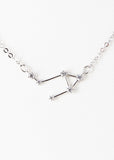 Libra Constellation Zodiac Necklace (09/24-10/23) - As seen in Real Simple - My Jewel Candy - 5