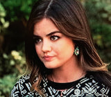 """Sugar & Spiked"" Earrings (As seen on Pretty Little Liars's Lucy Hale) - My Jewel Candy - 2"