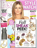 Spider Earrings (As Seen In People Style Watch) - My Jewel Candy - 2