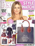Work Tote Bag (As Seen in People Style Watch) - My Jewel Candy - 2