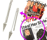 Holiday Party Earrings (As Seen in People Style Watch Magazine) - My Jewel Candy - 1