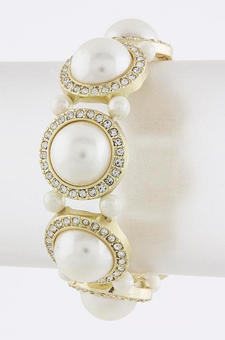 Pearl Bracelet - My Jewel Candy