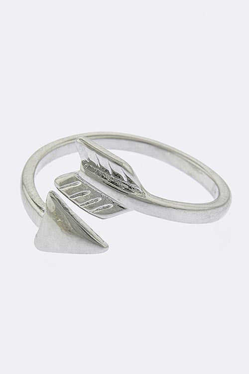 Simple Arrow Wrap Ring - My Jewel Candy - 1