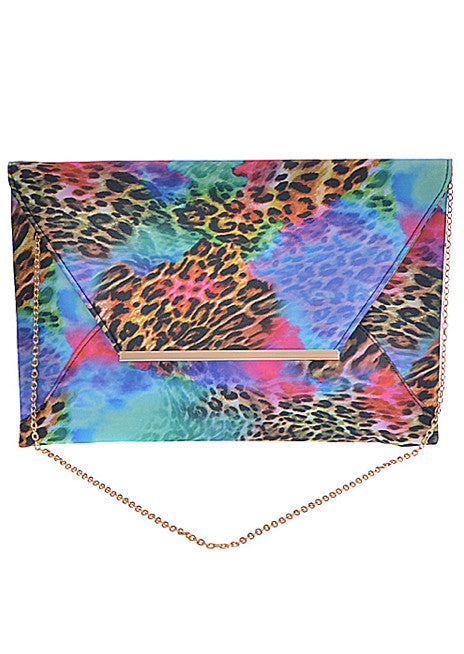 Rain Forest Leopard Bag - My Jewel Candy - 1