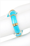 Turquoise Crystal Ring - My Jewel Candy - 4