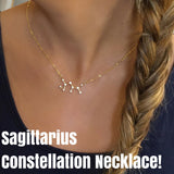 Constellation Zodiac Necklaces - As seen in Real Simple & People Magazine - My Jewel Candy - 6