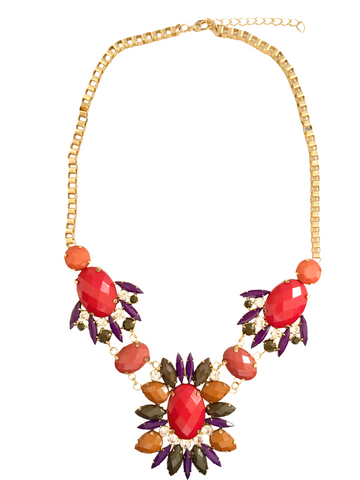 Sangria Necklace - My Jewel Candy
