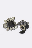 Double Sided Flower Ring - My Jewel Candy - 3