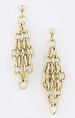 Chain Earrings - My Jewel Candy
