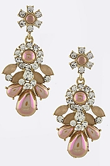 Glimmering Earrings - My Jewel Candy