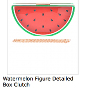 Watermelon Clutch - My Jewel Candy - 1