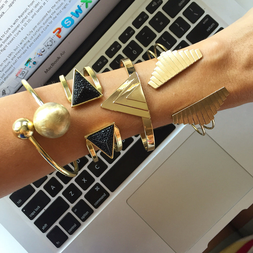 Stacked Bracelets - My Jewel Candy