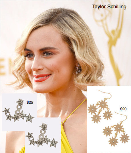 Taylor Schiling Celebrity Emmy Style Look for Less - My Jewel Candy
